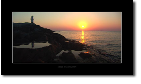 Still Panorama - Lighthouse